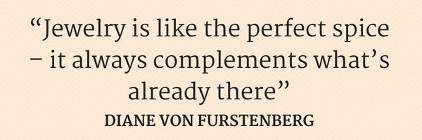 The Love of Jewellery Quotes | Fiona Harris Jewellery